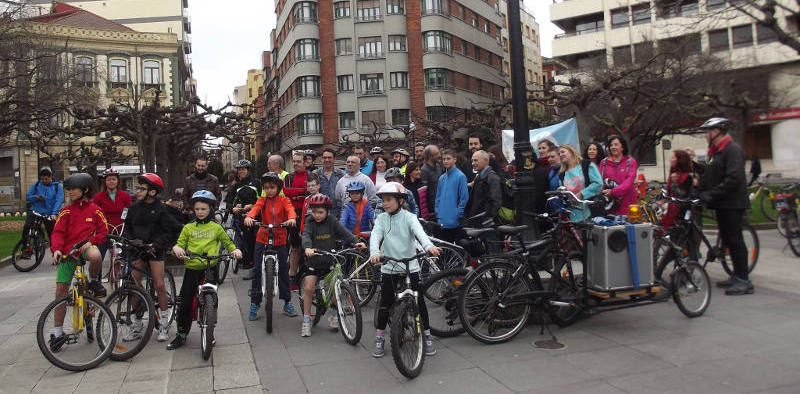 Foto The Pledge Party 2016 - 30 Días en Bici Gijón